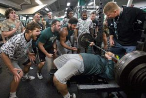 Redefining The Role of The Strength Coach | Ron McKeefery