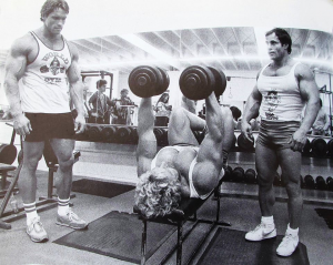Iron Memories & Lessons Learned From Gyms & Weight Rooms