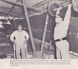 Iron History, THE Underground Strength Gym & Zach's Training Program
