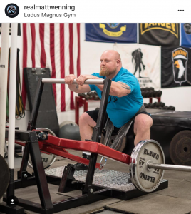 146 | Matt Wenning | How to Keep Getting STRONGER