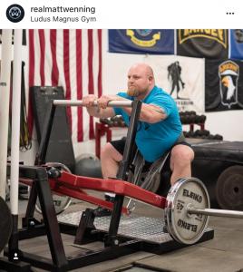 146 | Matt Wenning | How to Keep Getting STRONGER