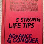 5 STRONG LIFE Tips: Advance & Conquer [YOURSELF]