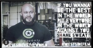 152 | Shane Sweatt on The Conjugate System