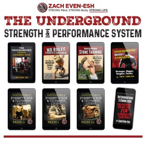 "Zach's ""30 Years of Strength Training"" Anniversary Sale!!"