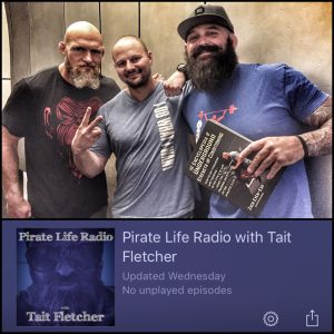 165 | Zach, Tait Fletcher & Keith Jardine on The Pirate Life