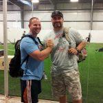 """168   Joe """"Big House"""" Kenn   NFL Strength Coach & AWESOME Guy!"""