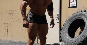 "169 | Stan ""The Rhino"" Efferding on Nutrition, Training & Attacking LIFE"
