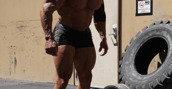 "169   Stan ""The Rhino"" Efferding on Nutrition, Training & Attacking LIFE"