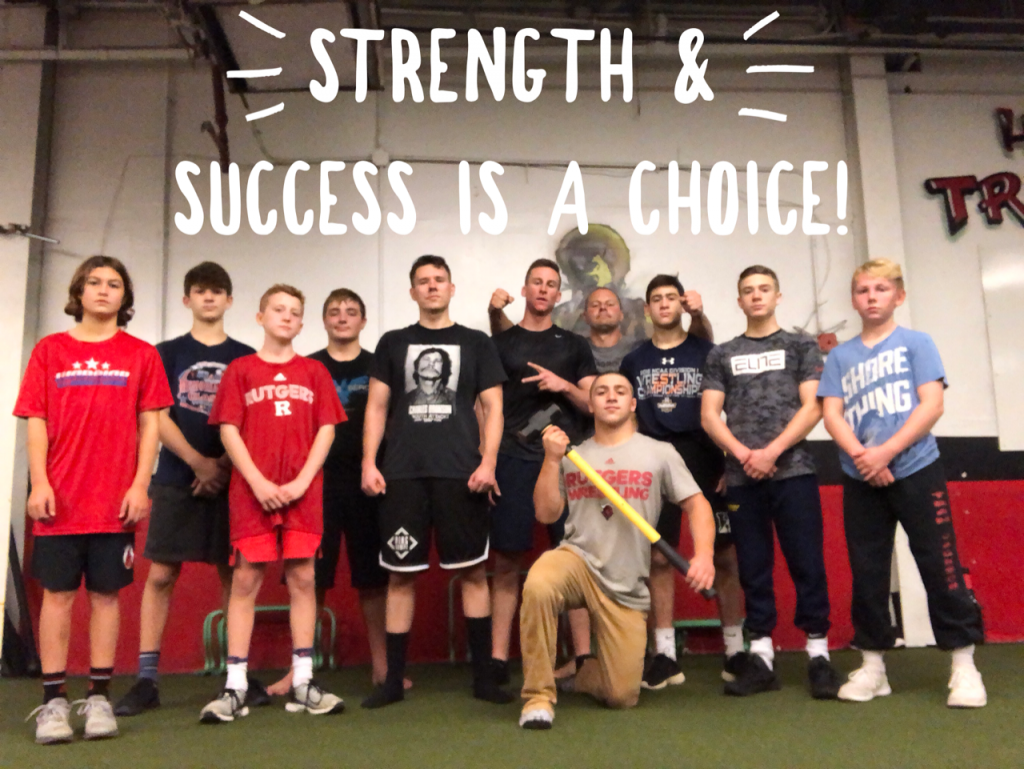Why Our Youth (Middle & High School Athletes) NEED Great Strength
