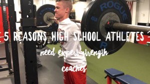 5 Reasons Why High Schools Need Expert Strength & Conditioning Coaches